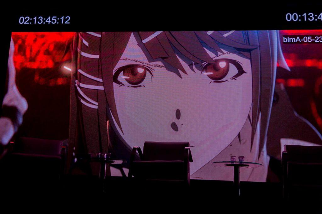 Cena inédita do anime Blame! que será lançado em 2017