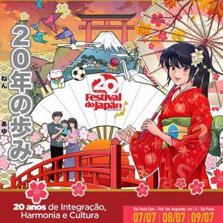 20 festival do japão