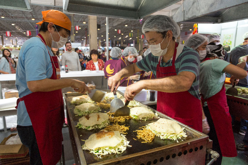 hiroshima kenjinkai festival do japão