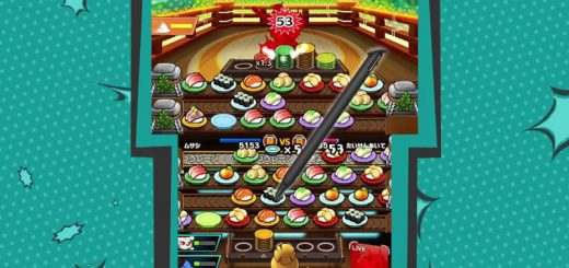 sushi striker nintendo