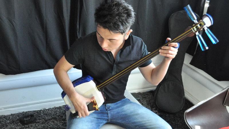 yuzo akahori shamisen