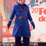 Cosplay de Suécia do mangá Hetalia
