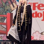 Cosplay de Alucard do Castlevania