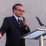 Yokio Oshiro, presidente da Aliança Cultural Brasil-Japão