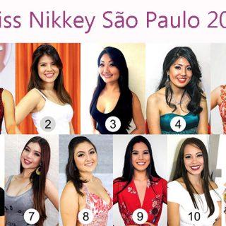 Finalistas miss nikkey sp
