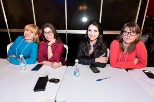 juradas do concurso desfile akiba cosplay
