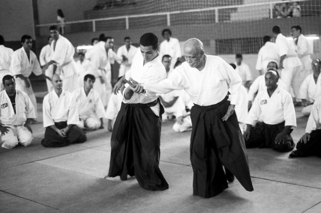 Ono sensei aikido