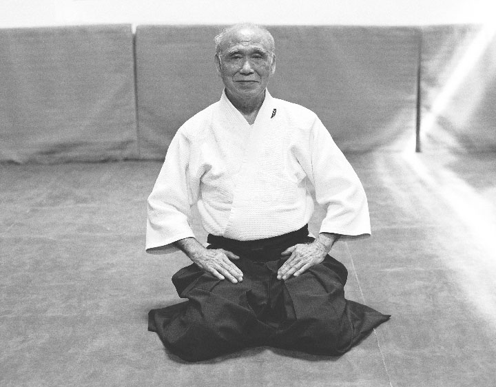 Mestre do Aikido, Ono sensei