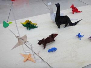 Exposição de Origami ACESA
