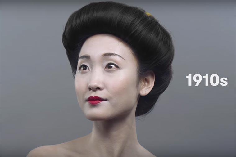 A moda dos anos 1910 no Japão