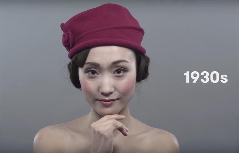 A moda dos anos 1930 no Japão