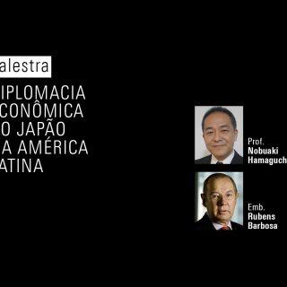 palestra economia japan house São Paulo