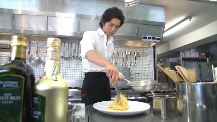 Matsumoto Jun em Bambino!