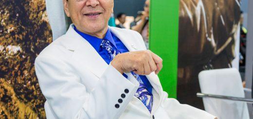 Entrevista com Bin Furuya na CCXP 2017