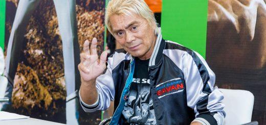 Entrevista com Kenji Ohba