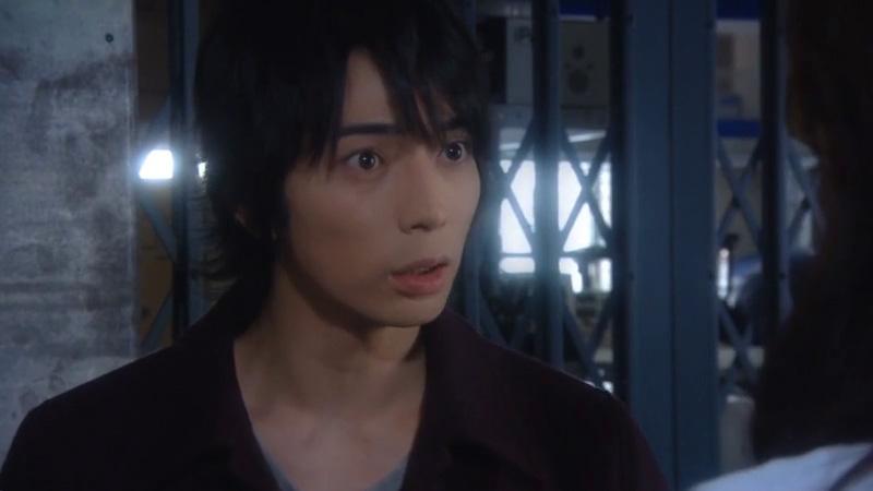 Matsumoto Jun em Lucky Seven