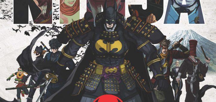 Batman em anime
