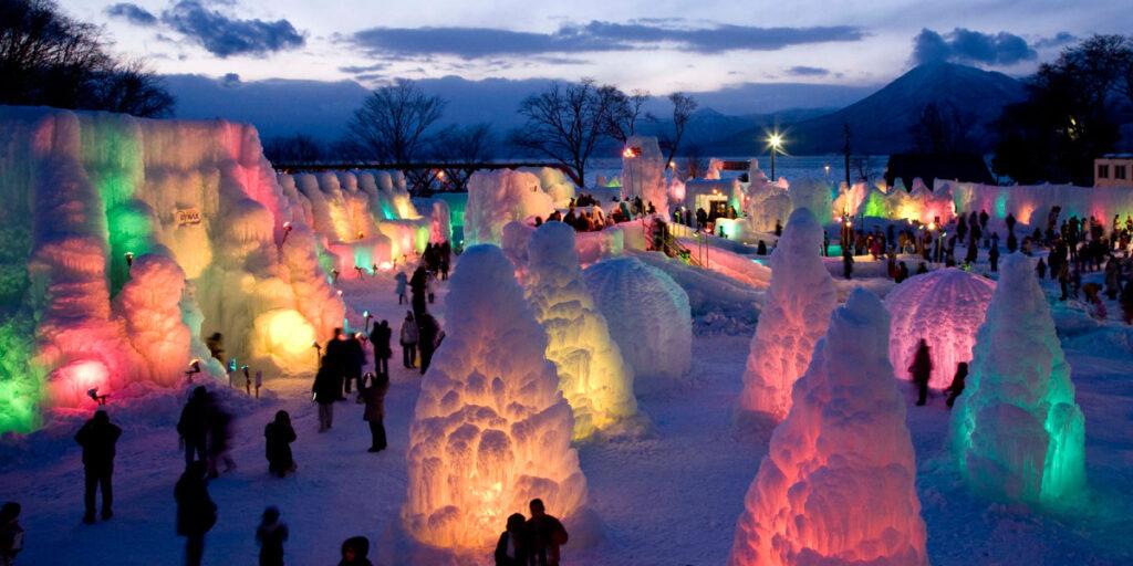 festival de neve de sapporo 2019