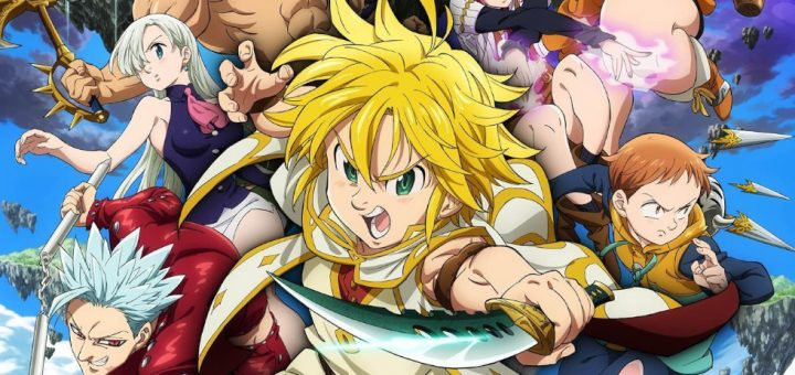 Filme The Seven Deadly Sins chega à Netflix