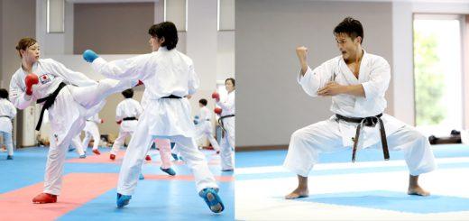 novos esportes olimpicos karate