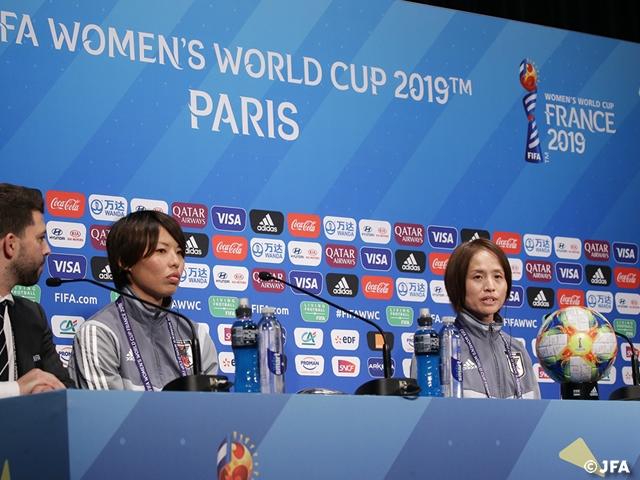 Japão na Copa do Mundo de Futebol Feminino de 2019