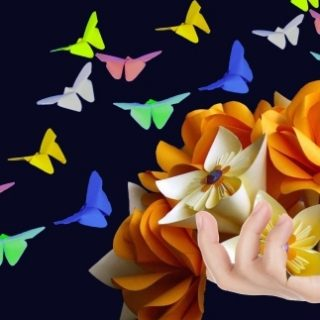 expo origami