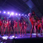 Apresentação de happi no Miss Nikkey Brasil 2019