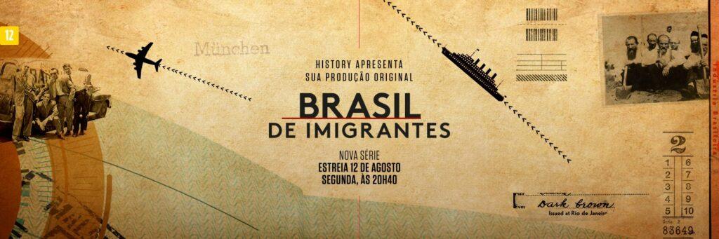 Brasil de Imigrantes History