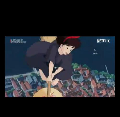 Ghibli na Netflix