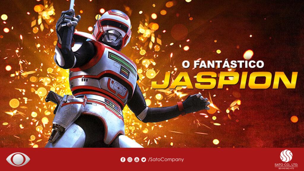 Jaspion Changeman Jiraiya TV aberta
