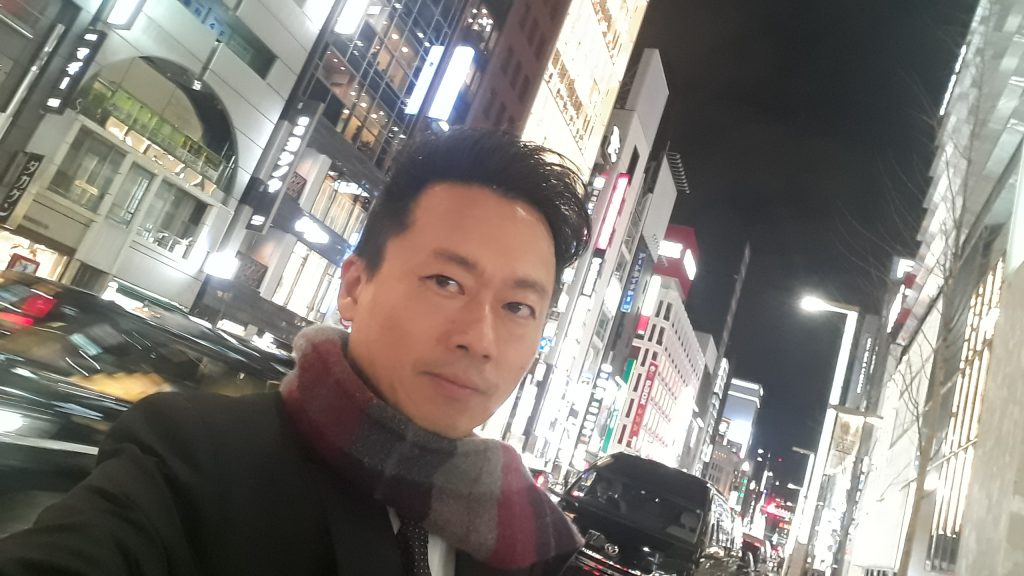 Andre Kondo Gaimusho Kenshusei