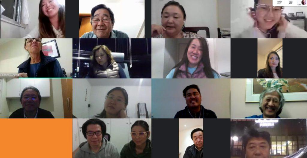 Matsuri online beneficente SUPERAÇÃO