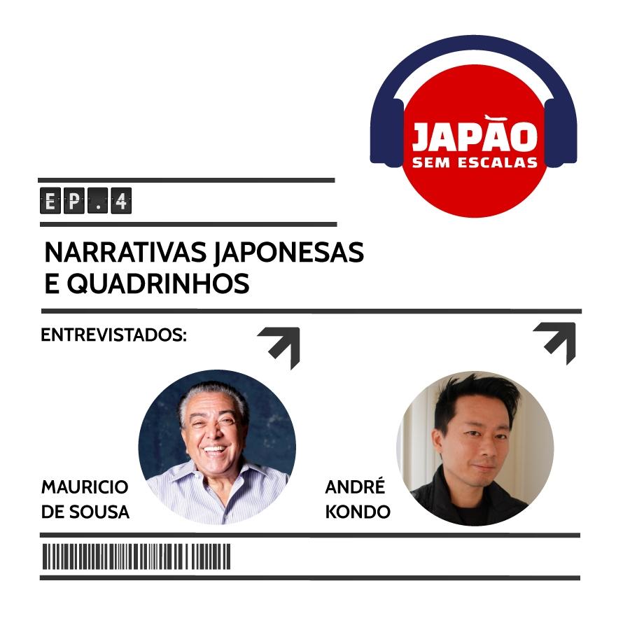 podcast Japão sem Escalas