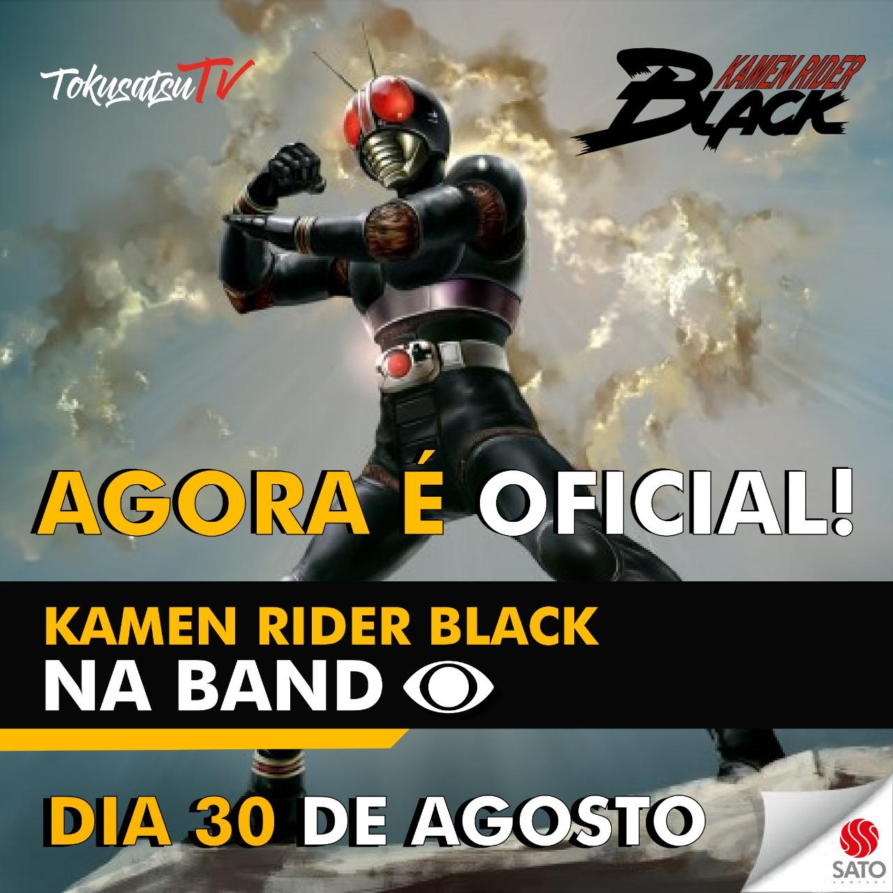 black kamen rider na band