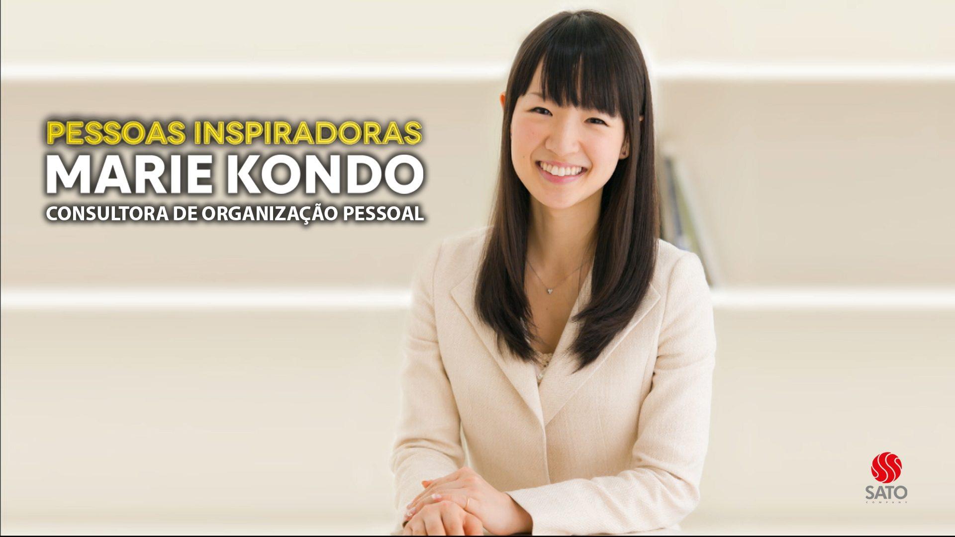 pessoas inspiradoras - Marie Kondo
