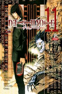 Nas Bancas II: Penúltima Edição Mangá Death Note – Nº 11!!