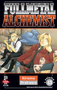 Fullmetal Alchemist #43