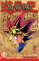 capa de Yu-Gi-Oh!