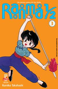 Ranma ½ #03 - Mangás JBC