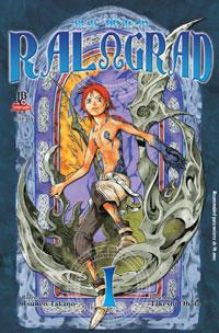 Ação, aventura e comédia no volume 1 de Blue Dragon