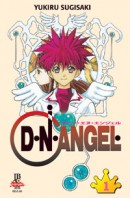 capa de D•N•Angel