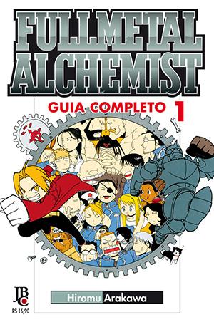 Resultado de imagem para fullmetal alchemist guia