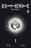 capa de Death Note Black Edition