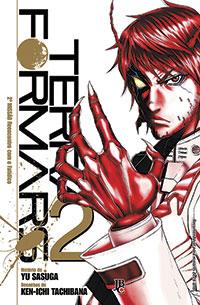 capa de Terra Formars #02