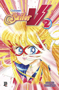 capa de Codename: Sailor V #02