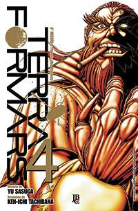 capa de Terra Formars #04