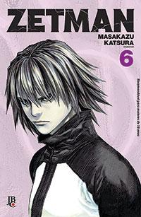 capa de Zetman #06