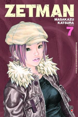 capa de Zetman #07