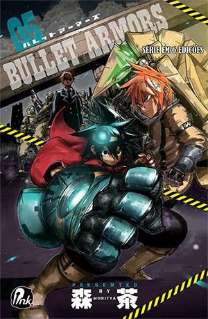 capa de Bullet Armors #05