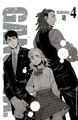 capa de Gangsta #04